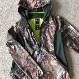 Under Armour Women's Camo Jacket